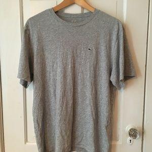 Vineyard Vines Small Gray T-Shirt